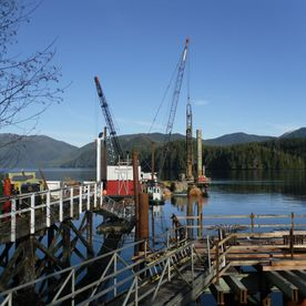 Lax Kw'alaams Ferry Dock 9