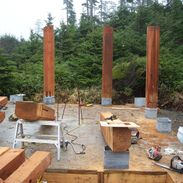 Agate Beach Shelter & Campground Improvements 2