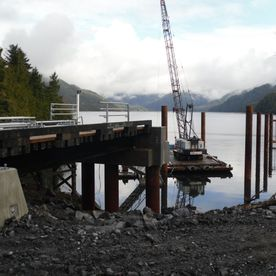 Lax Kw'alaams Ferry Dock 10